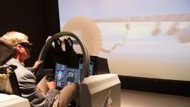 """Burže 2013: """"Real vision simulator"""" kompanije MiG"""