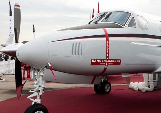 Burže 2013: Kako će izgledati novi SMATSA-in King Air 350