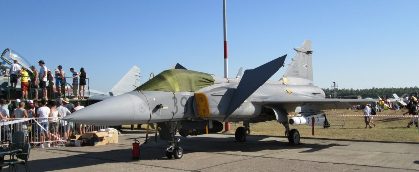 Kečkemet 2013: Ratno vazduhoplovstvo Mađarske