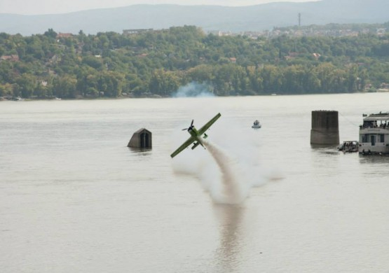 "[VIDEO REPORTAŽA] Aeromiting ""Novi Sad 2013"""