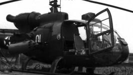 40 godina službe helikoptera Gazela u jugoslovenskim vazduhoplovstvima