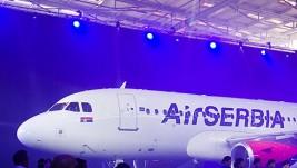 [VIDEO REPORTAŽA] Air Serbia predstavila svoj prvi avion
