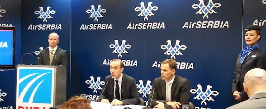 Bomba iz Dubaija: Air Serbia naručila 10 Erbasova A320NEO!