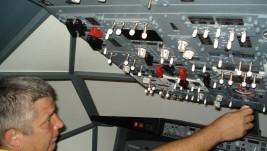 Prvi domaći Boeing 737-800 stage IV simulator