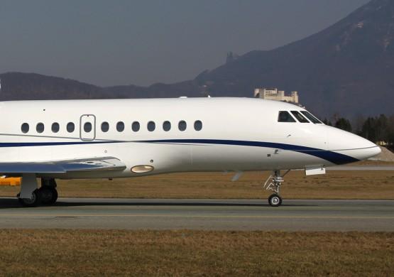 Nova srpska biz-jet kompanija Eagle Express leteće Falcon 900EX