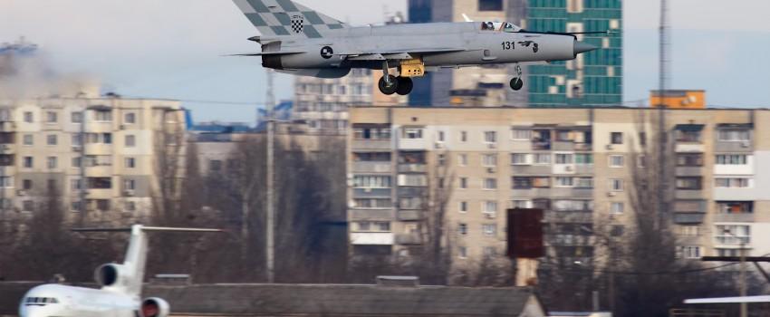 Hrvati odlaze u Ukrajinu po svoje MiG-ove