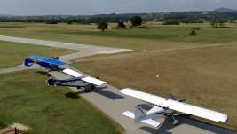 Najava: Aeromiting u Preljini