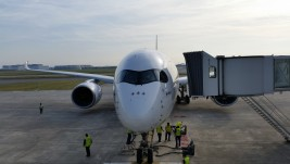 [VIDEO REPORTAŽA] Prvi let u A350XWB