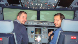 [VIDEO] Kako se postaje pilot: Obuka Air Serbia kopilota u Nemačkoj