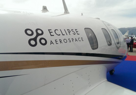 EBACE 2014: [VIDEO REPORTAŽA] Eclipse 550