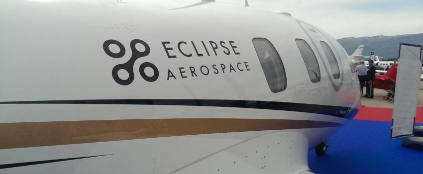 EBACE 2014: [VIDEO REPORTAŽA] Eclipse 550