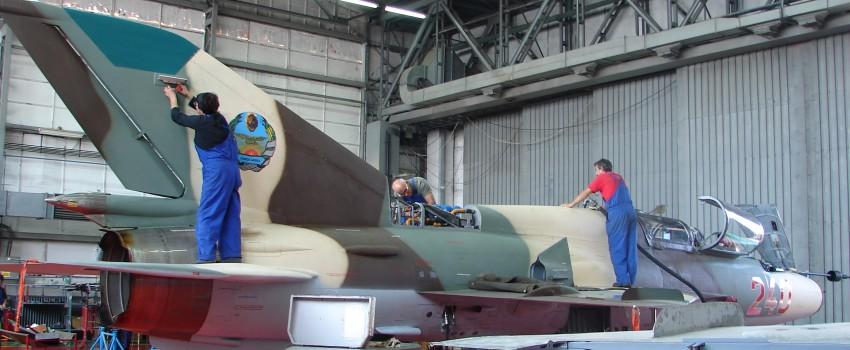 Aerostar završio remont i modernizaciju MiG-ova 21 za Mozambik, traže nove mušterije