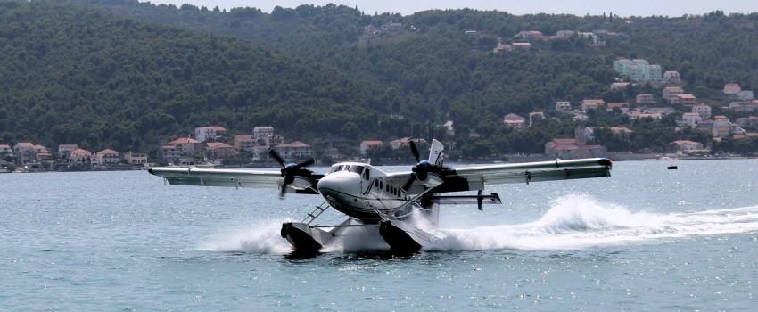 Hidroavioni European Costal Airlinesa počeli sa letovima u Hrvatskoj
