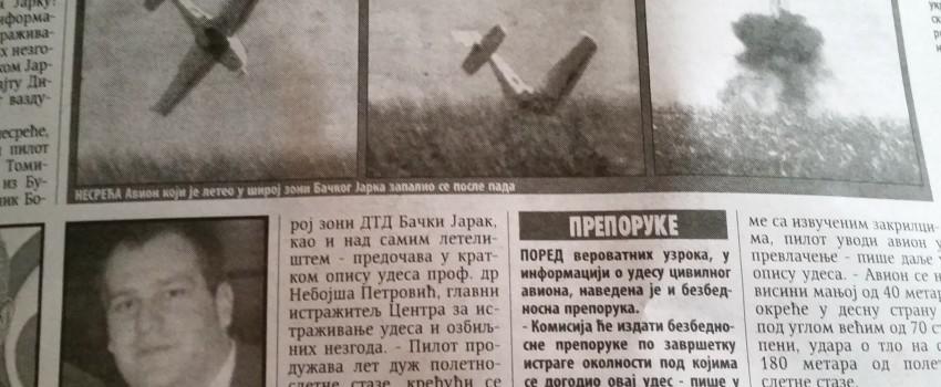 Najveći propust Glavnog istražitelja do sada, beogradski mediji doneli presudu pre završetka istrage