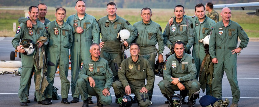 [VIDEO REPORTAŽA] Generalna proba pred paradu: Sve što leti u ViPVO + Striži!