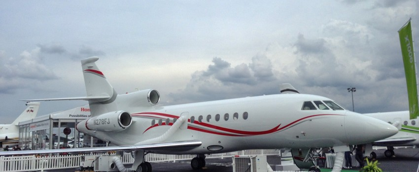 [NBAA 2014] Dassault