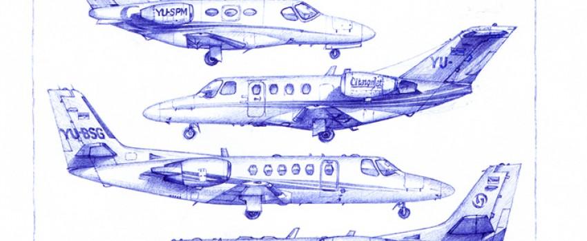 Prince Aviation ponovo pomera granice: Kalendar za 2015. godinu