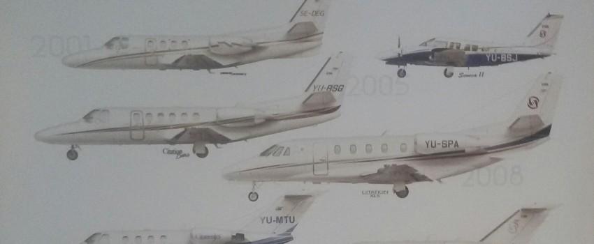 Delimo još 10 Prince Aviation kalendara za 2015. godinu!