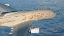 Glamurozan kraj godine za Etihad Airways