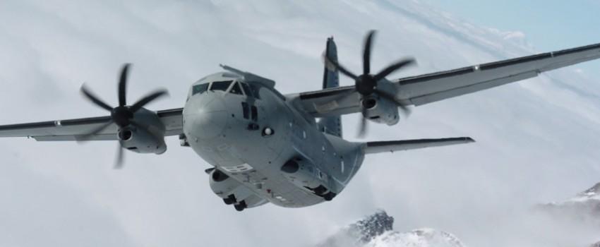 """C-27J """"Spartan"""" u službi: Slovačka je novi kupac"""
