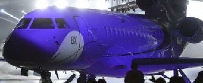 Premijera najvećeg Dassault Falcona do sada