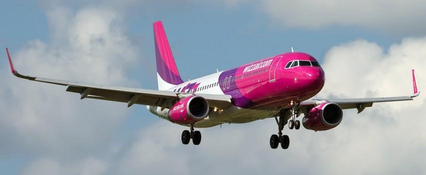 Viz er širi svoju bazu u Lutonu, Do juna 2018. godine u floti četiri nova A320