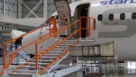 Rumunski Aerostar obeležava 10 godina baznog održavanja Boinga 737