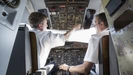 Može li putnički avion leteti bez jednog motora i šta se u slučaju otkaza dešava u kokpitu?