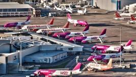 Wizz Air ostvario rast od 17% u protekloj godini
