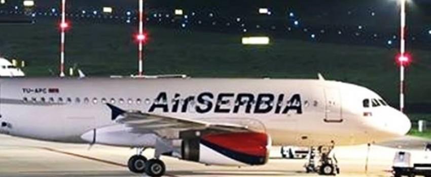 Proširenje kod šer sporazuma: Er Srbijom do Singapura