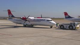 Er Srbija: Nije goreo avion, motor se nije zapalio