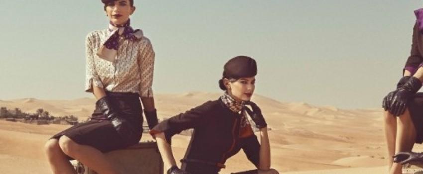 Stjuardese Etihada u budućnosti isključivo  u suknjama