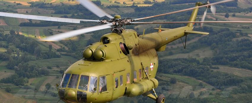 Helikopter Mi-17 Vojske Srbije izgubljen u spasilačkoj misiji
