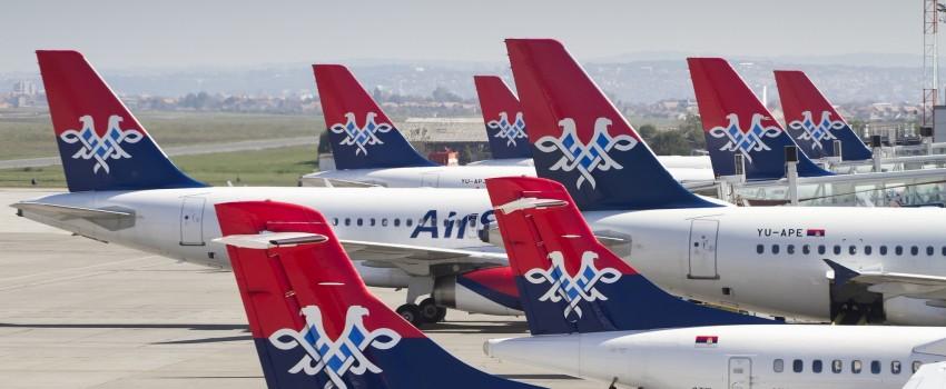 """Nova usluga Er Srbije: Sistem """"BagJourney"""" za precizno lociranje prtljaga tokom svih faza putovanja"""