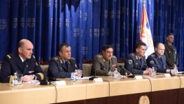 [VIDEO REPORTAŽA] Integralni snimak konferencije za medije povodom udesa helikoptera Mi-17