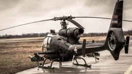 Tango Six u dolini Senki: Pripreme za vežbu 714. eskadrile