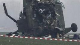 Završen izveštaj RV i PVO o padu helikoptera