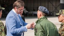 [VIDEO REPORTAŽA] Premijer najavio kupovinu dva MiG-a 29 i dva helikoptera Mi-17/171