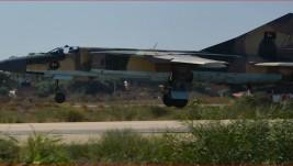 Građanski rat u Libiji: Raspored snaga u vazduhu