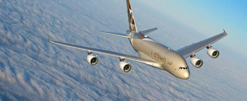 Etihad uvodi A380 na liniji Sidnej-Abu Dabi