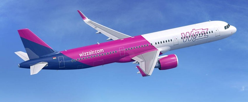 Burže 2015: Wizz Air kupuje 110 A321neo