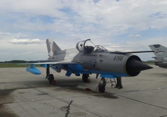 "Počela srpsko-rumunska vazduhoplovna vežba ""Air Solution 2015"""