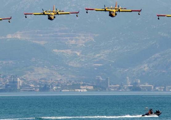 Analiza: Čime će sve Srbija i region gasiti požare iz vazduha ove sezone