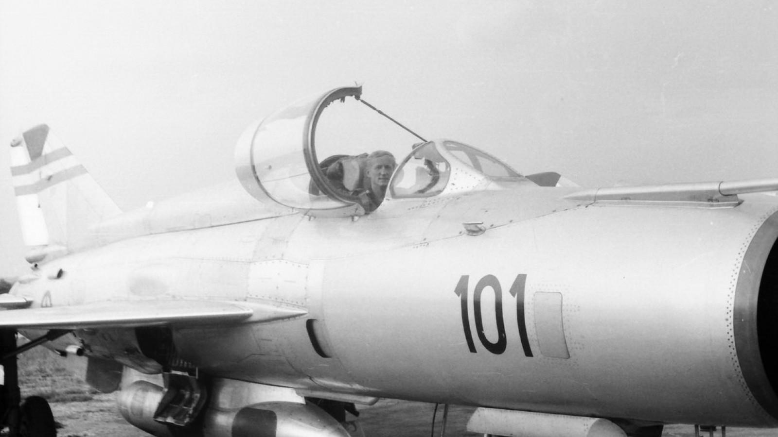 Letačke priče Suada Hamzića: Letovi u dubini naše teritorije (II deo)