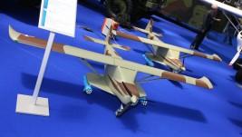 """SDPR"" i ""Aero East"" koncept: UAV i UCAV SILA 450"