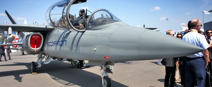 Video reportaža: Textron AirLand Scorpion