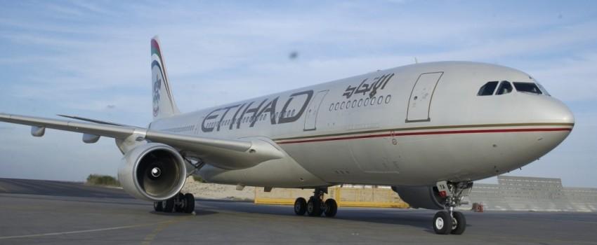 Etihadov A330 na letovima Er Srbije između Beograda i Njujorka od 12. januara do 14. februara naredne godine