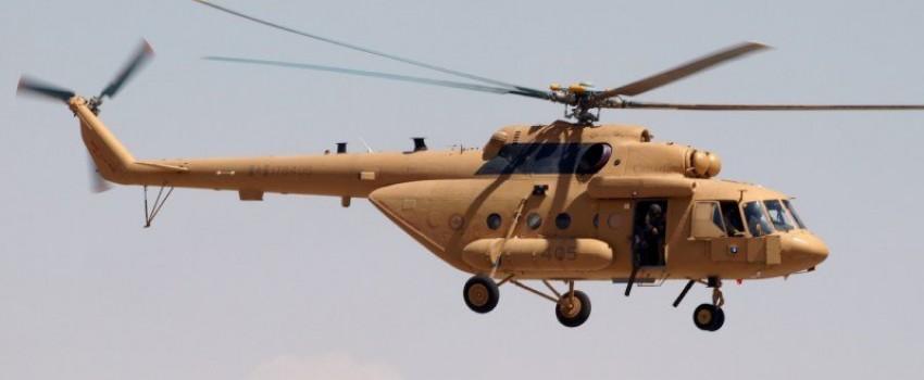 Posle 24 godine: Novi vojni helikopter Vojske Srbije – ruski Mi-17V-5