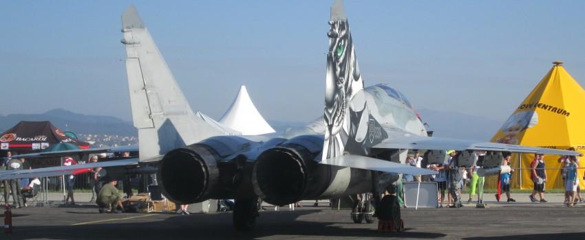 Slovačke vazduhoplovne snage: Na pragu modernizacije