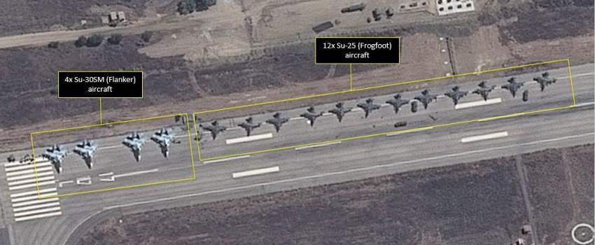 Ruske vazduhoplovne snage u Siriji